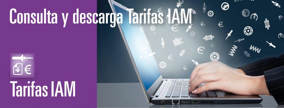 Tarifas IAM-Consulta y descarga de tarifas IAM-Isi Condal