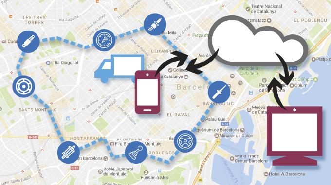 IsiRutas: Web y App móvil para la gestión del reparto