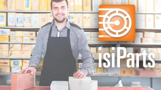 Pásate al nuevo mostrador de IsiParts