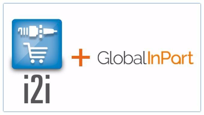 Recibe en tu i2i pedidos de la plataforma Global InPart