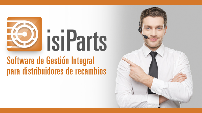 IsiParts incorpora la gestión de llamadas del Call center