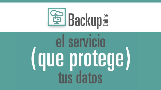 Backup Online: el servicio que protege tus datos