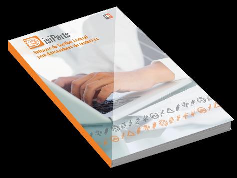 Guía IsiParts-Software de Gestión integral para distribuidores de recambios