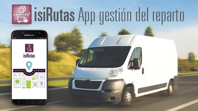Gestiona los repartos con una App
