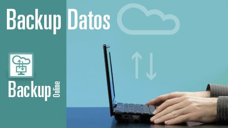 Backup Online-Servicio Copia Seguridad de Datos en la Nube