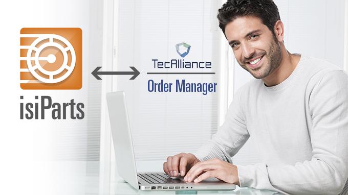 Gestiona las Compras directamente con el Fabricante desde IsiParts