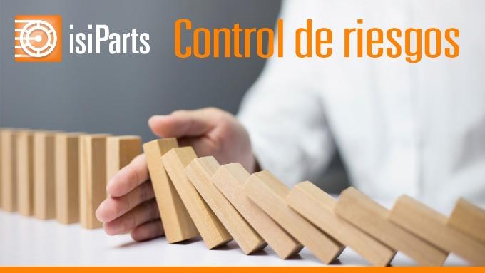Control de riesgos con IsiParts