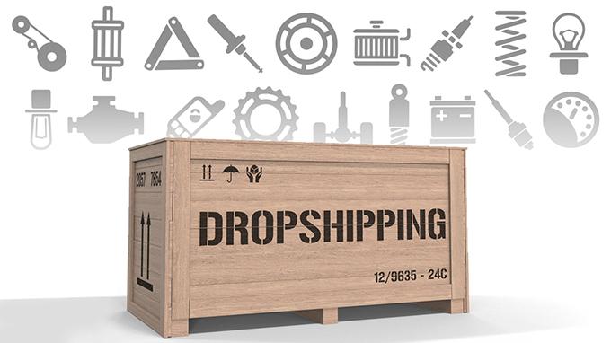 Claves para vender recambios de automoción con dropshipping