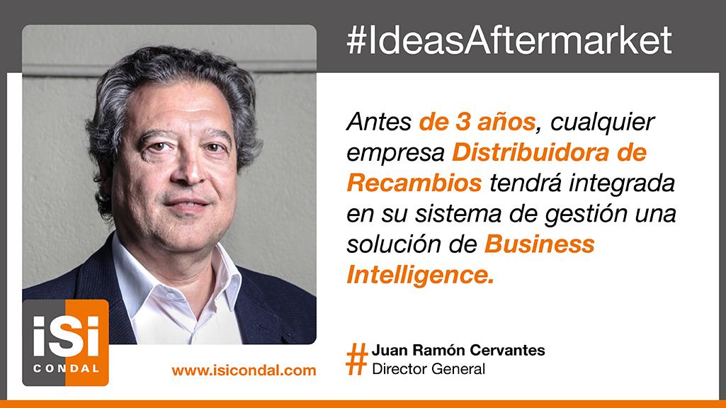 #IdeasAftermarket: ¿van a adoptar los Distribuidores de forma generalizada el Business Intelligence?