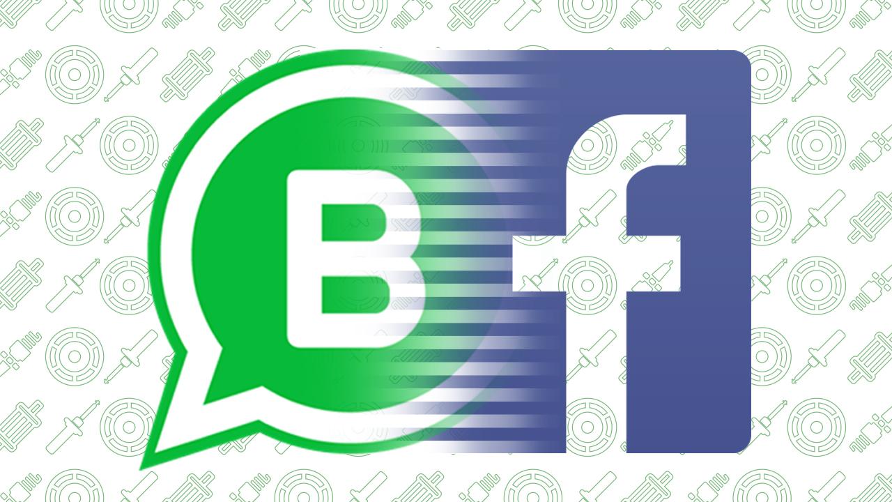 Conecta WhatsApp con el Facebook de tu tienda de recambios
